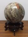 樹化玉球 木化玉球 樹化玉球 樹化玉晶球 水晶球 天然 原礦 9.1公斤