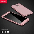 For Vivo Y71 Case 360 Protected Full Protective Case for vivo y71 Cover for vivo y71 Cover Luxury PC Hard Case