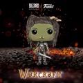 FUNKO POP Movie Warcraft Action Figure Vinyl Model Ornaments - Garona - intl