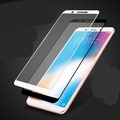 For VIVO Y71 Ultra Slim Full Covered Tempered Glass Screen Protector - intl