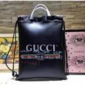 กระเป๋า GUCCI (กระเป๋าเป้สะพายหลังไหล่ชายไหล่ Logo Retro CocoCapitán201