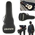 23 Inch Ukulele Soft Case Gig Bag for Concert Outdoor Player