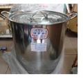 正304不鏽鋼 46CM深型高鍋 不鏽鋼湯桶 白鐵湯桶 高湯桶 滷味桶 深型高鍋~ecgo五金百貨