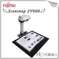 預購 Fujitsu Scansnap SV600 掃描器 FI-SV600A 書籍 文件 掃描 富士通 最大尺寸A3