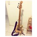 Fender Precision P Bass 墨廠 電貝斯