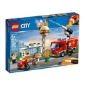 樂高LEGO 城市系列 - LT60214 漢堡餐廳火災救援