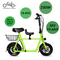FIIDO Q1★100% Authentic★ E-Bike/Electric Bicycle/Electric Scooter/E-Scooter ★ For Export Only
