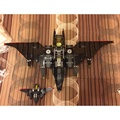 lego 70916 batwing 載具 不含人偶 砲台 已組