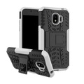 Rugged Armor Dazzle Back Cover Case for Samsung Galaxy J2 Pro(2018) - intl