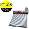 亞昌   ICT-3020 真空管太陽能熱水器 【無電熱】