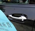 ~圓夢工廠~ Benz W246 B180 B200 2012~2015 鍍鉻門把手蓋 車門鍍鉻把手蓋貼