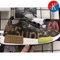 Adidas NMD R1 R2 XR1 กีฬารองเท้าวิ่งคลังสินค้าพร้อม NMD105