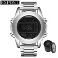 New EXPONI brand military sports watch men's electronic LED digital watch waterproof sports watch men Relogio Masculino - intl