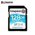 金士頓 128GB Kingston Canvas Go SDXC UHS-I U3 4K 記憶卡 保固公司貨