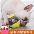 ++主子無聊必備玩具++自動餵食益智不倒翁漏食球-小樂寵