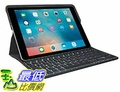 [美國直購] Logitech 920-007824 12.9 吋 羅技鍵盤  Logitech Create – Backlit Keyboard Case with Smart Connector – Exclusively for 12.9-Inch Apple iPad Pro