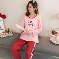 ❤現貨快速出貨❤(超大尺碼3XL)高品質孕婦春夏秋冬四季款哺乳睡衣產前產後大尺碼居家月子服睡衣套組坐月子