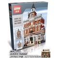 積木GO 樂拼15003-街景系列-市政廳絕(非樂高10224)