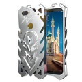 """OPPO R11s Case, [Vulcan Series] Hollow Design Full Signal Aviation Aluminum Metal Hard Rugged Strong Protection Case Cover For OPPO R11s 6.01"""" 163026"""