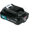 BL1021B/單電池賣場【工具先生】牧田 Makita 原廠全新 12V/2.0Ah 滑軌式 鋰電池 附電量顯示