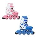 成功發光輪兒童伸縮直排輪 溜冰鞋(2色)