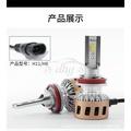 H8 / H9 / H11 LED大燈 三色溫黃白光汽車 霧燈燈泡 40W 聚光遠近光一體