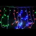 聖誕燈裝飾燈LED燈100燈冰條燈(四彩光)(附控制器跳機)