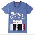 萊就補 小煙館 美國進口 Minifit T恤