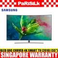 Samsung QA55Q8CNAKXXS QLED Q8C Curved 4K Smart TV (2018) (55-inch)
