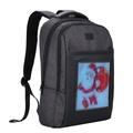 Dynamic LED Backbag WiFi APP Control Backpack Double Shoulder Bag Mobile Billboard Advertisement