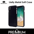 Goospery iJelly Metal Soft Case For OPPO R11S Plus