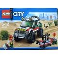 【痞哥毛】LEGO 樂高 60115 City 城巿系列 4 x 4 越野車 全新未拆