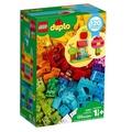 【W先生】LEGO 樂高 積木 玩具 DUPLO 得寶系列 歡樂創意顆粒套裝 10887