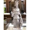 聖鬥士雅典娜神像