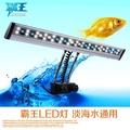 魚缸燈LED水草燈海水燈魚缸燈水族箱照明燈草缸照明夾燈【新品免運】