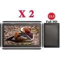 幼獅 YOUTH X2 13.3吋 大尺寸 FULL HD 平板電腦-鋁合金黑 加碼贈專用皮套與平板立架(八核心/32G)