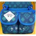 菊堂 特多龍5格釘袋 雙前袋 12號 台灣製 板模釘袋 五格工具袋 收納袋 工具包 腰包