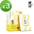 【日濢Tsuie】花蓮4號山苦瓜茶 纖活飲原味(10包/盒)x3盒