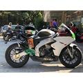 【WP MOTO】TechSpec Aprilia RS4 / RS 125 專用 防刮止滑 油箱貼