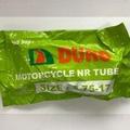 ยางใน ยี่ห้อ Duro สำหรับ รถจักรยานยนต์ 2.75-17 1 อัน