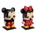 (現貨)樂高41624 BrickHeadz Mickey Mouse 41625 Minnie Mouse