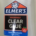 Elmer's CLEAR Glue - 1 Gal