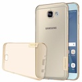 NILLKIN Transparent Soft Silicone TPU Protection Back Case For Samsung Galaxy A8 2016