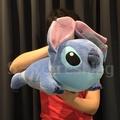 ตุ๊กตาสติช (Stitch) แบบนอน สติชลิขสิทธิ์แท้ ขนาด 16 นิ้ว