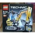 LEGO 8047 Technic 科技 系列 小型挖土機