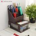 BO雜貨【5210】日本製 桌面收納組合C 分隔收納盒 抽屜盒 抽屜式收納盒 桌面小物收納 文具筆筒