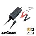 【AutoMaxx】SBC-5A 智慧型12V電池專用電瓶充電器(BSMI認證  防反接)