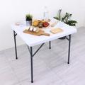 【環球】寬87公分-方形折疊桌/麻將桌/書桌/餐桌/工作桌/野餐桌/露營桌/拜拜桌