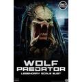 (預購,提供但先生下標專用)Sideshow BenToy Wolf Predator孤狼半身雕像SC-2002502