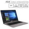 【送筆電包+滑鼠】ASUS ZenBook UX410UQ-0051A7200U 4G 256G 14吋輕薄筆電